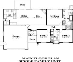 Single Family Homes Floor Plans by Epperle Corners U2014 Haldeman Homes