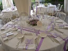 table ronde mariage table ronde chemins de table rubans table wedding