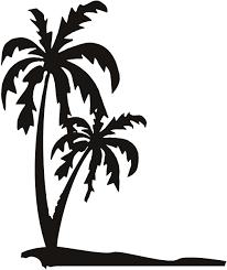 palmen silhouette cameo pinterest silhouetten schablone und