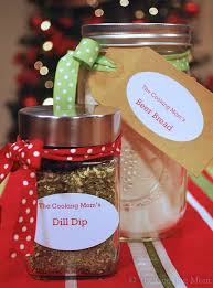 cooking gifts for mom gift mixes in a jar the cooking mom