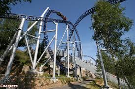 Garageneinfahrt Am Hang Coastersandmore De Achterbahn Magazin Speed Monster