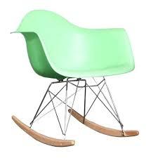 Rocking Chair Runners Plastic Rocking Chair Plastic Rocking Armchair Mustard Plastic