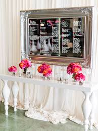 yanni design studio wedding reception place card tables partyslate