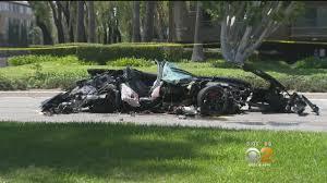 corvette car crash 2 killed critically injured in horrific corvette