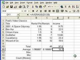 tutorial excel basic microsoft excel tutorial for beginners 4 functions formulas