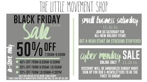 black friday small business saturday cyber monday ad local businesses offer black friday and small business