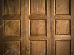 Teak Wood Texture Of Teak Wood Door U2014 Stock Photo Nuttakit 11911931