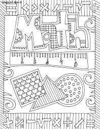 free science coloring pages subject cover pages coloring pages classroom doodles
