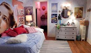 screen style get the look of emma stone u0027s la la land bedroom