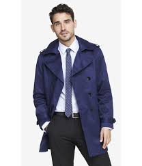 navy blue mens trench coat tradingbasis