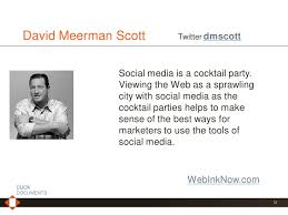 Cocktail Party Quotes - great content marketing u0026 social media marketing quotes 2009 part2