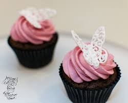 pink and white cupcakes u2013 olison u0027s cupcakes