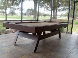 Outdoor Pool Tables by E Series Outdoor Pool Table