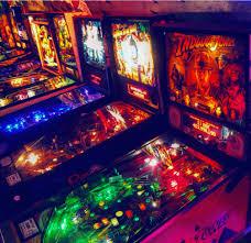 retrovolt arcade pinball and arcade games calimesa ca 92320