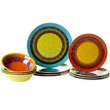 buy melamine dinnerware from bed bath beyond