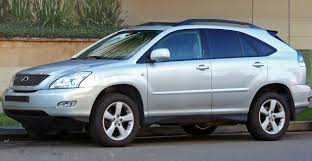 lexus suv for sale in south africa lexus rx xu30 tractor u0026 construction plant wiki fandom