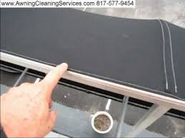 Cleaning Sunbrella Awnings Repairing A Sunbrella Canvas Awning Dallas Fort Worth Tx 817 577