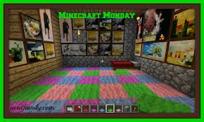 decorate your home games how to decorate your house in minecraft part 2 with dyes nerd