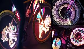 Monkey Bike Lights These Funky Bike Lights Will Change Cycling At Night Forever