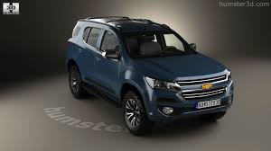 chevrolet trailblazer 2015 360 view of chevrolet trailblazer 2016 3d model hum3d store