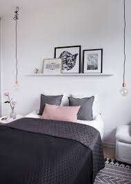 Gray And Pink Bedroom by 25 Best Simple Bedrooms Ideas On Pinterest Simple Bedroom Decor