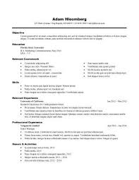 hotel resume examples ideas collection hotel general manager