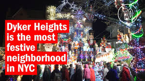 dyker heights brooklyn christmas lights dyker heights christmas lights are a must see in nyc youtube