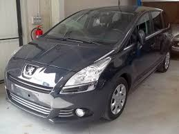 peugeot spain second hand peugeot 5008 7 seat for sale san javier murcia