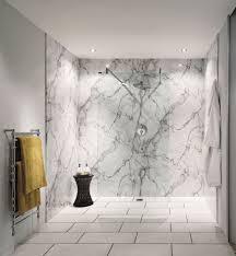 bushboard nuance recess shower board pack 1800mm uk bathrooms