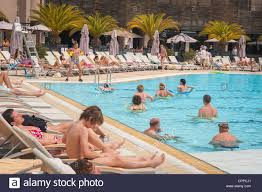 south of france province club med opio swimming pool sun