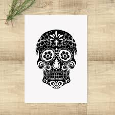 Hanging Art Prints Online Buy Wholesale Skull Art Prints From China Skull Art Prints