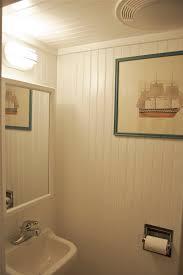 futuristic and elegant beadboard bathroom ideas bathroom razode