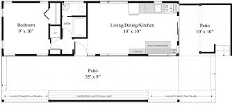 house plans 1 contemporary style house plan 1 beds 1 00 baths 399 sq ft plan