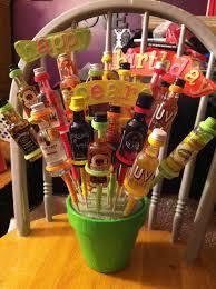 raffle baskets booze basket my crafts liquor bouquet raffle
