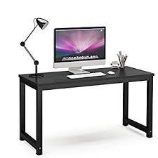Desk And Computer Tribesigns Computer Desk 55 Large Office Desk