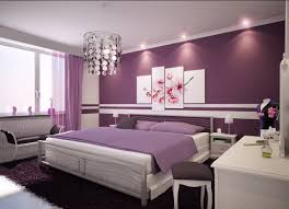 cute bedroom ideas for enhancing house interior amaza design captivating purple white interior of cute bedroom ideas with modern chandelier furnished with queen bed on