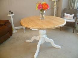 dining table upcycled dining room table distressed painted