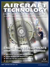 aircraft technology engineering u0026 maintenance issue 113 by ubm