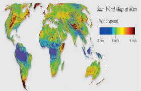 Global Wind Map Martı Ltd Consultancy Representation Trade Ltd