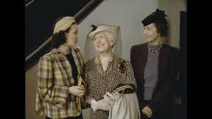 1930s fashion three women and a kitchen glamourdaze