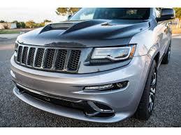 srt jeep 2011 2014 2015 jeep cherokee srt 8 carbon fiber oem front upper grille