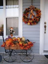Fall Harvest Outdoor Decorating Ideas - best 25 fall wagon decor ideas on pinterest fall porch