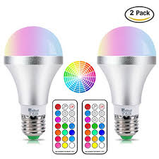 color changing light bulb with remote netboat led color changing light bulb with remote control 10w e26