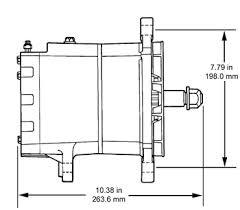 34si 33si 31si 30si alternators specifications delco remy