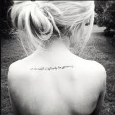 back quote tattoomagz