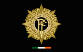 Army Ranger Flag File Flag Of The Irish Defence Forces Svg Wikimedia Commons