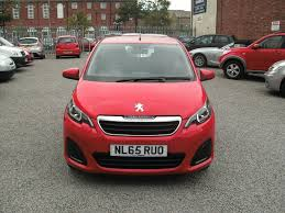 peugeot 108 used cars for sale used peugeot 108 hatchback 1 0 active 3dr in spennymoor county