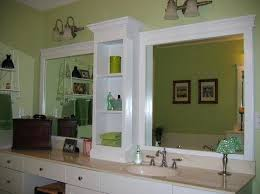 large bathroom mirror with shelf shelf mirror bathroom northlight co