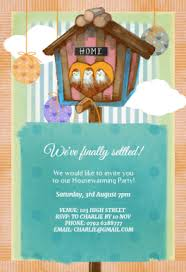 finally settled free printable housewarming invitation template
