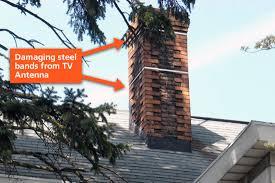 chimney flashing repair roof repair nj